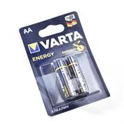 Батарейка VARTA ENERGY LR6 AA BL2 - (блистер 2шт)