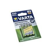 Аккумулятор VARTA POWER AAA 1000mAh BL4 (блистер 4шт)