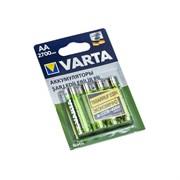 Аккумулятор VARTA 5706 AA 2700мАч BL4 - (блистер 4шт)