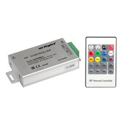 Контроллер LN-RF20B-H (12-24V,180-360W, ПДУ 20кн) (Arlight, IP20 Металл, 1 год)