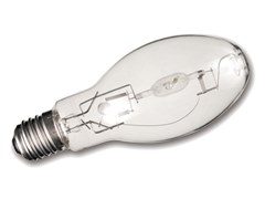 SYLVANIA HSI-HX 400W/CL 4500К E40 3,4A 37000lm d120x290 прозрач верт±15°-лампа