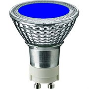 SYLVANIA BriteSpot ES50 35W/BLUE  GX10 -  цветная лампа