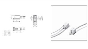 09000 VS Патрон для люмлампы FM W4.3 (на ножке)
