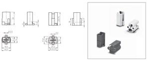 33600 VS Патрон G8.5  LCP T270° черный