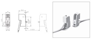 32301 VS Патрон RX7s керамика+провод 1.0 кв.мм