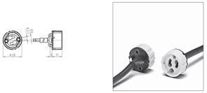 31505 VS Патрон GX10 KE-FSSG 5 KV