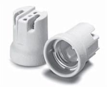 62600 VS Патрон Е27 электрофарфор газоразрядные лампы 210°