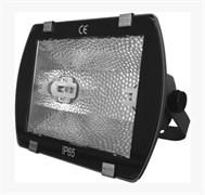 FL-2033-1 150W Rx7S-24 232x280x170 Серый симметр клипсы ПРА за зеркалом- прожектор