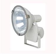 FL-2044    150W E27 Серый круглосим+ПРА за отражат d273x349x254- прожектор