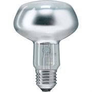 R80   40W 230V 25° E27  PHILIPS  (зеркальная D80mm) - лампа