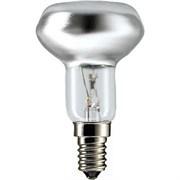 R50   60W 230V 30° E14  PHILIPS (зеркальная D50mm) - лампа