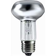 R63   40W 230V 30° E27  PHILIPS  (зеркальная D63mm) - лампа
