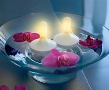 IMAGEO AQUALIGHT 3SET EU PHILIPS - светодиодный светильник свеча плавающая
