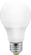 Лампа светодиодная E27 11W NLL-A60-11-230-2,7K Navigator