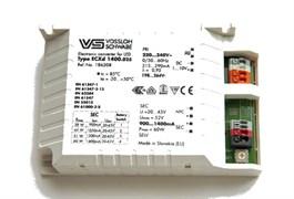 VS ECXd  1400.025 DIM(1-10v) (900/1050/1200/1400mA)20–43V/60W 124x80x33