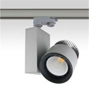 Top LED 53W 55D 3000K black  светильник
