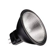 BLV      Reflekto FARBIG    35W  36°  12V  GU5.3  4500h  черный / прозрачная - лампа