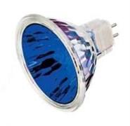 BLV     POPSTAR                35W  12°  12V  GU5.3   синий - лампа