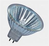 Decostar 51 41860 20Вт-12В WFL-36, MR16. Лампа галогенная Dн=51мм, GU5,3, без стекла