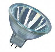 Decostar 51 41865 35Вт-12В WFL-36, MR16. Лампа галогенная Dн=51мм, GU5,3, без стекла