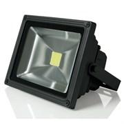 Прожектор светодиодный Gauss LED 50W COB 285*235*145mm IP65 6500К черный 1/4