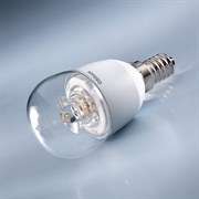 LED STAR CLASSIC P40 6W/827 E14 CL 470lm 220V - LED лампа OSRAM(аналог...71622)
