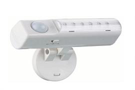 LX-WL 6 Детектор движ. со свет. на батарейках   TECHNOLIGHT