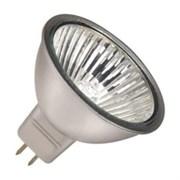 HR51 SL 12V 35W GU5.3 silver MR16 -  лампа  (098) 10/200