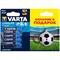 Батарейка VARTA LONGLIFE POWER 4шт AA+4шт AAA + фонарик Футбольный мяч ЕВРО в подарок - фото 28612